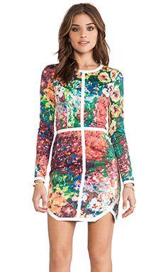 Casper & Pearl Rydell Dress in Floral | REVOLVE