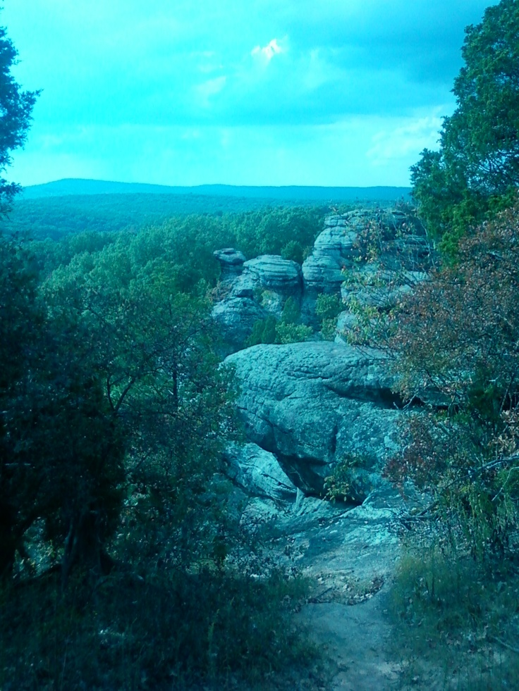 The Garden Of The Gods Shawnee National Forest So Il Illinois Pinterest Gardens The O