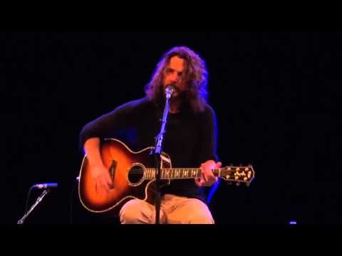 """▶another great version of """"Seasons"""" - Chris Cornell 11/22/11 Red Bank, NJ - Songbook Tour"""