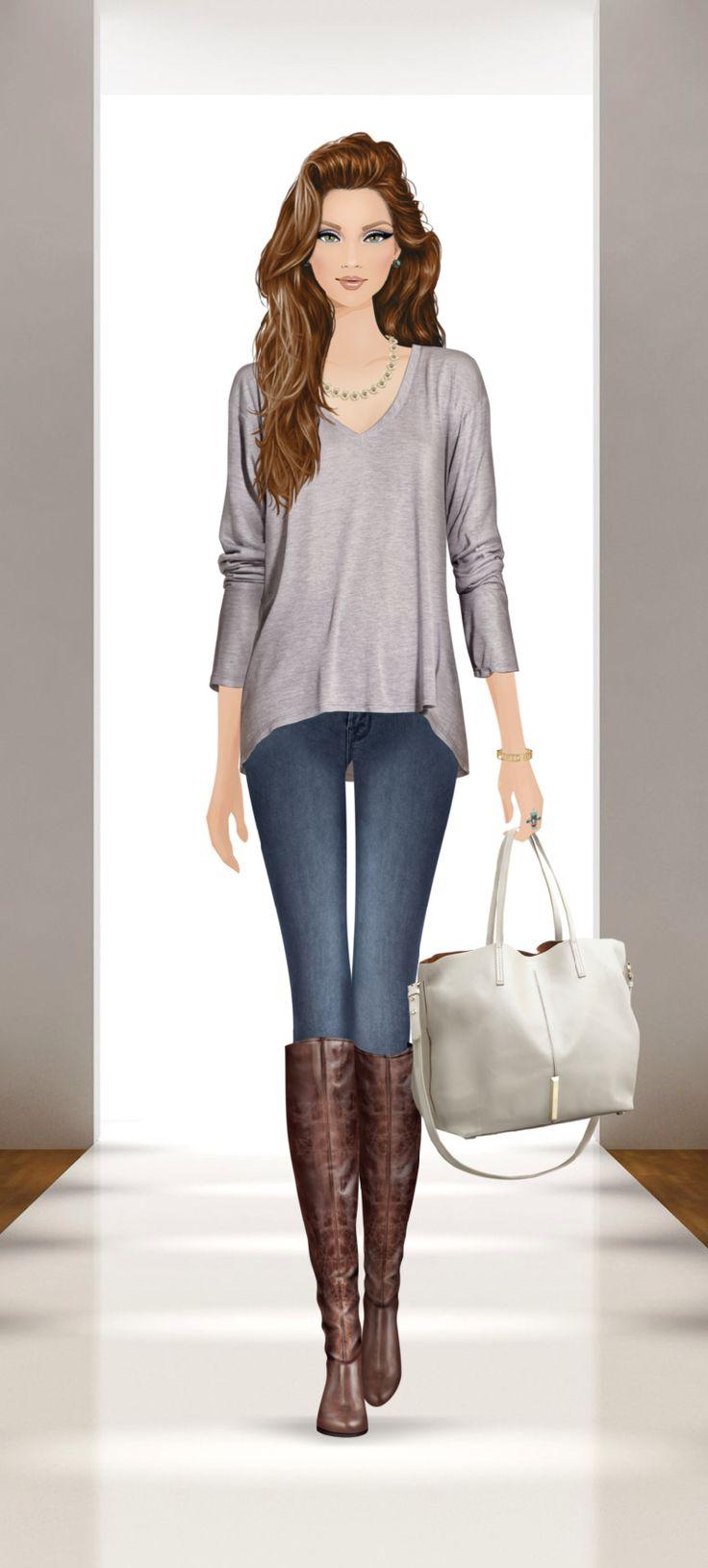 fashionillustr.quenalbertini: Fashion Game