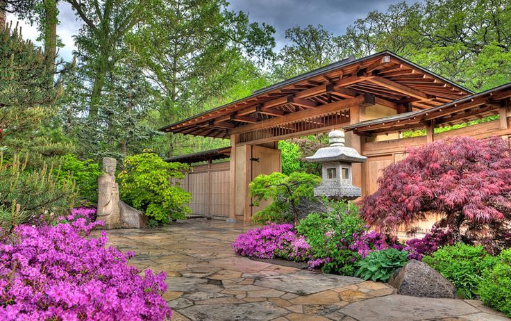 ANDERSON JAPANESE GARDENS, ROCKFORD, ILLINOIS The 15 Most Beautiful Places in Illinois You Never Knew Existed