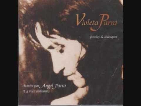 Violeta Parra - Paloma Ausente - YouTube