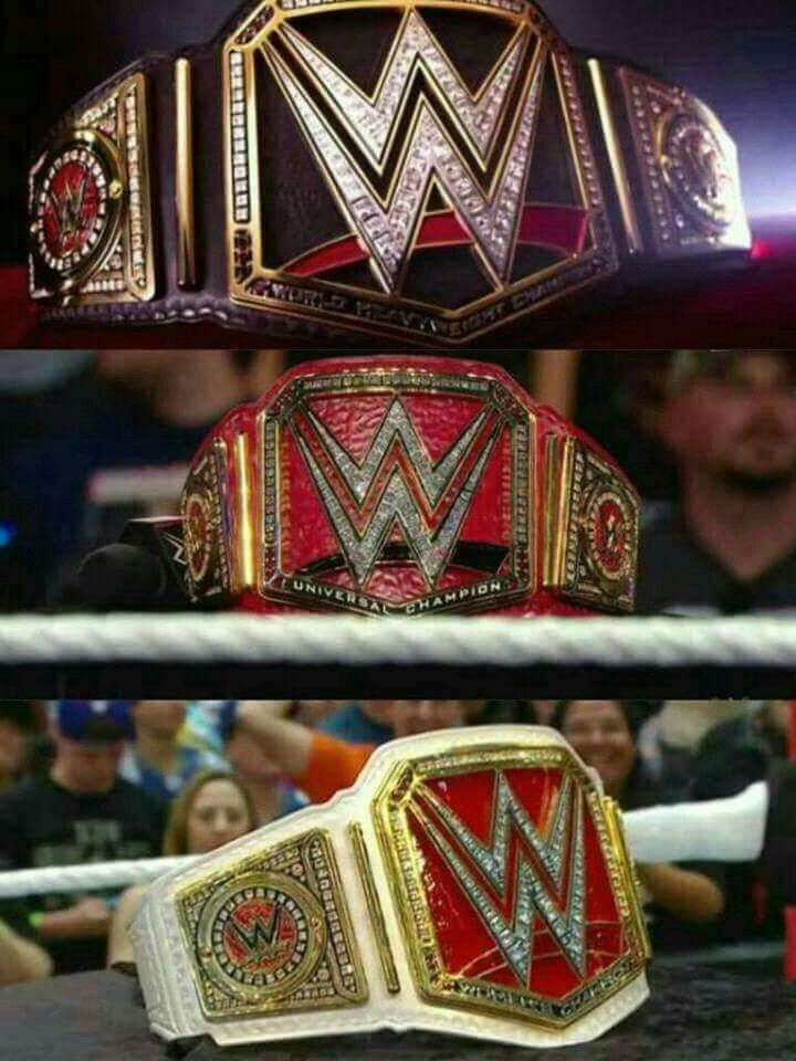 Wwe champion of the belt 2016