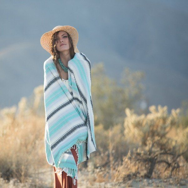 SAND CLOUD DONATES 10% OF PROFITS TO PRESERVE MARINE LIFE. - Modern Take on the Traditional Mexican Beach Blanket - 35×64″ Hand-loomed in Turkey - Machine Wash Cold, Air Dry