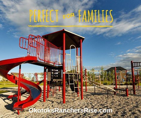 The Ranchers' Rise community is perfect for families. Located on a path less traveled, this is a place where experiences are shared memories are made, and families grow together. http://rgn.bz/yTxD