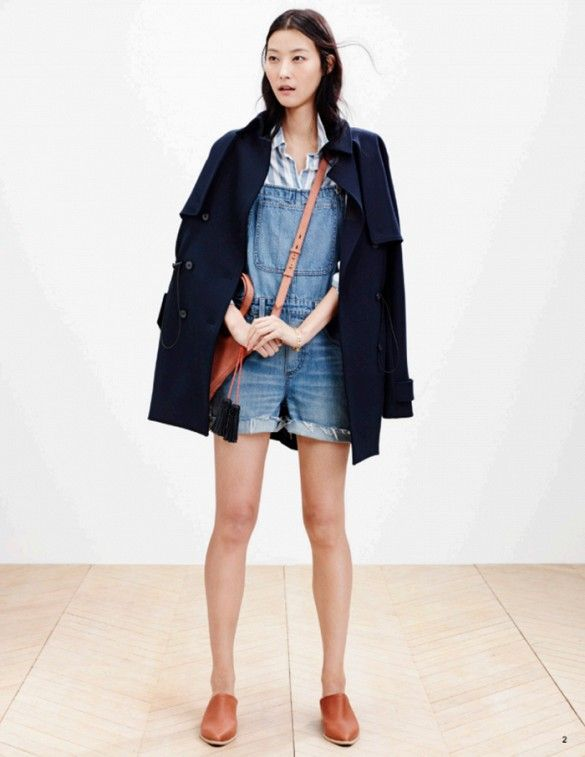 Madewell's Spring Lookbook Is as Amazing as You Think It Is via @WhoWhatWear