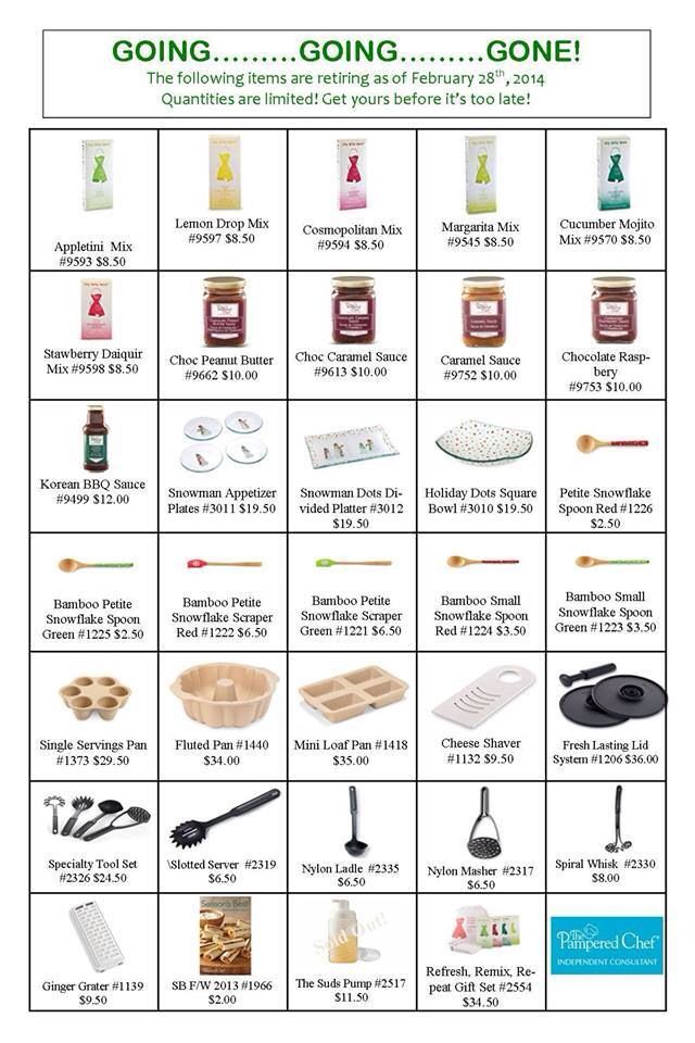 94 best Pampered Chef images on Pinterest | Pampered chef ...