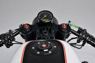 Bottpower XC1 cafe racer | by bottpower