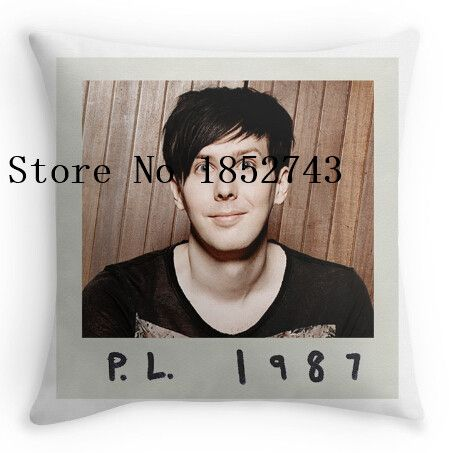 Pretty cool Phil Lester '1989 Luxury print Square Pillow cases for12 ''14''16''18'' 20''24''inch free shipping #Affiliate
