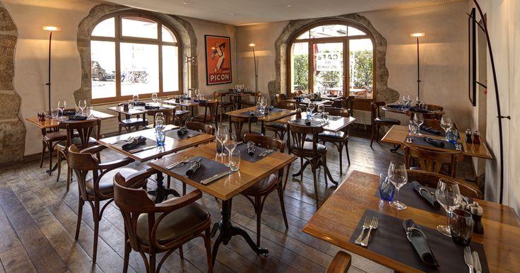 Café des Négociants: Restaurant à Carouge, Genève - Suisse