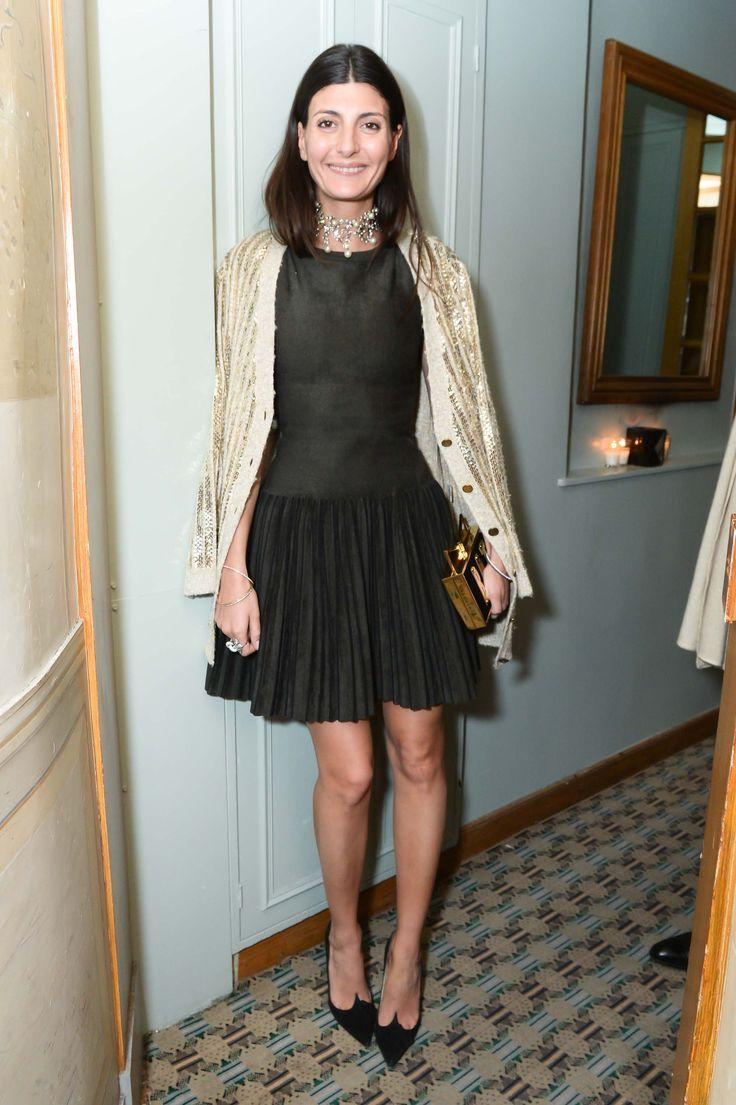 Lara Stone and Frame Denim's Dutch Dinner at Caviar Kaspia During Paris Fashion…