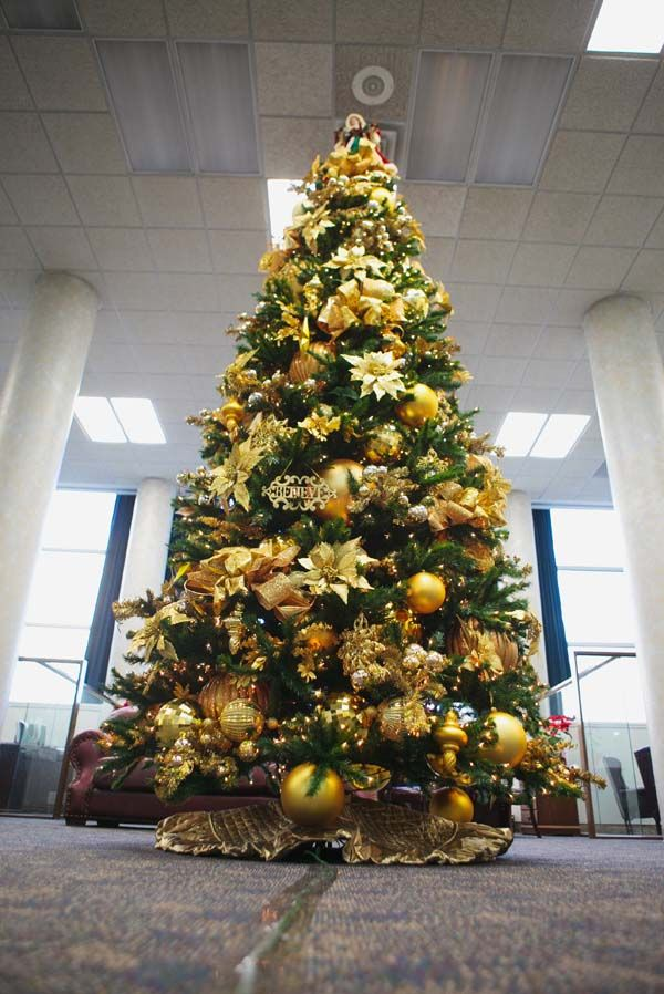 elegant christmas tree decorating ideas christmas christmas rh pinterest com