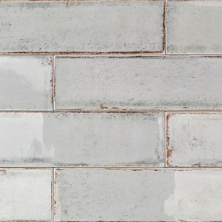 Ivy Hill Tile Moze Gray 3 in. x 12 in. 9mm Ceramic Subway Wall Tile Sample-HDX1000112