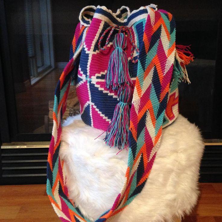 #wayuubags #wayuumochilas #wayuu #handmadebags #originaldesign #yyc #yycbags #yycstyle