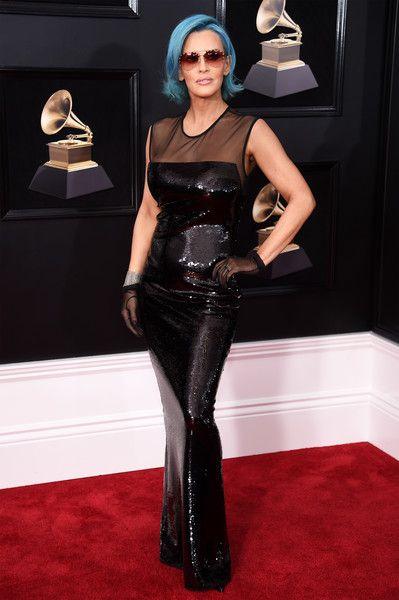 Jenny mccarthy latex wear