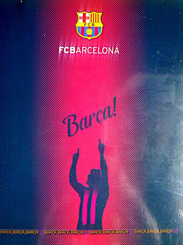 Barça, Barça, Barça! WELCOME TO SPAIN! FANTASTIC TOURS AND TRIPS ALL AROUND BARCELONA DURING THE WHOLE YEAR, FOR ALL KINDS OF PREFERENCES.  https://www.facebook.com/pages/Barcelona-Land/603298383116598?ref=hl