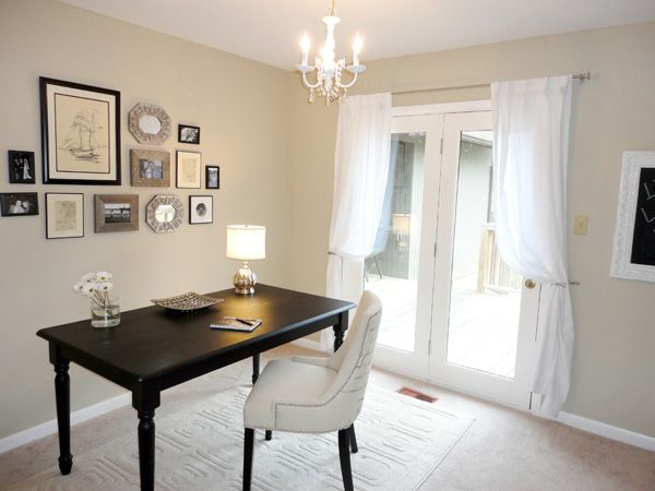 Live Love DIY home office
