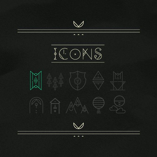 illustration, type design, graphic design