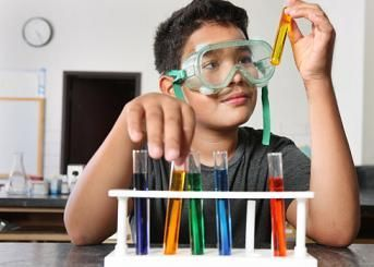 6th Grade Science Experiments. (There are some great ideas on here)
