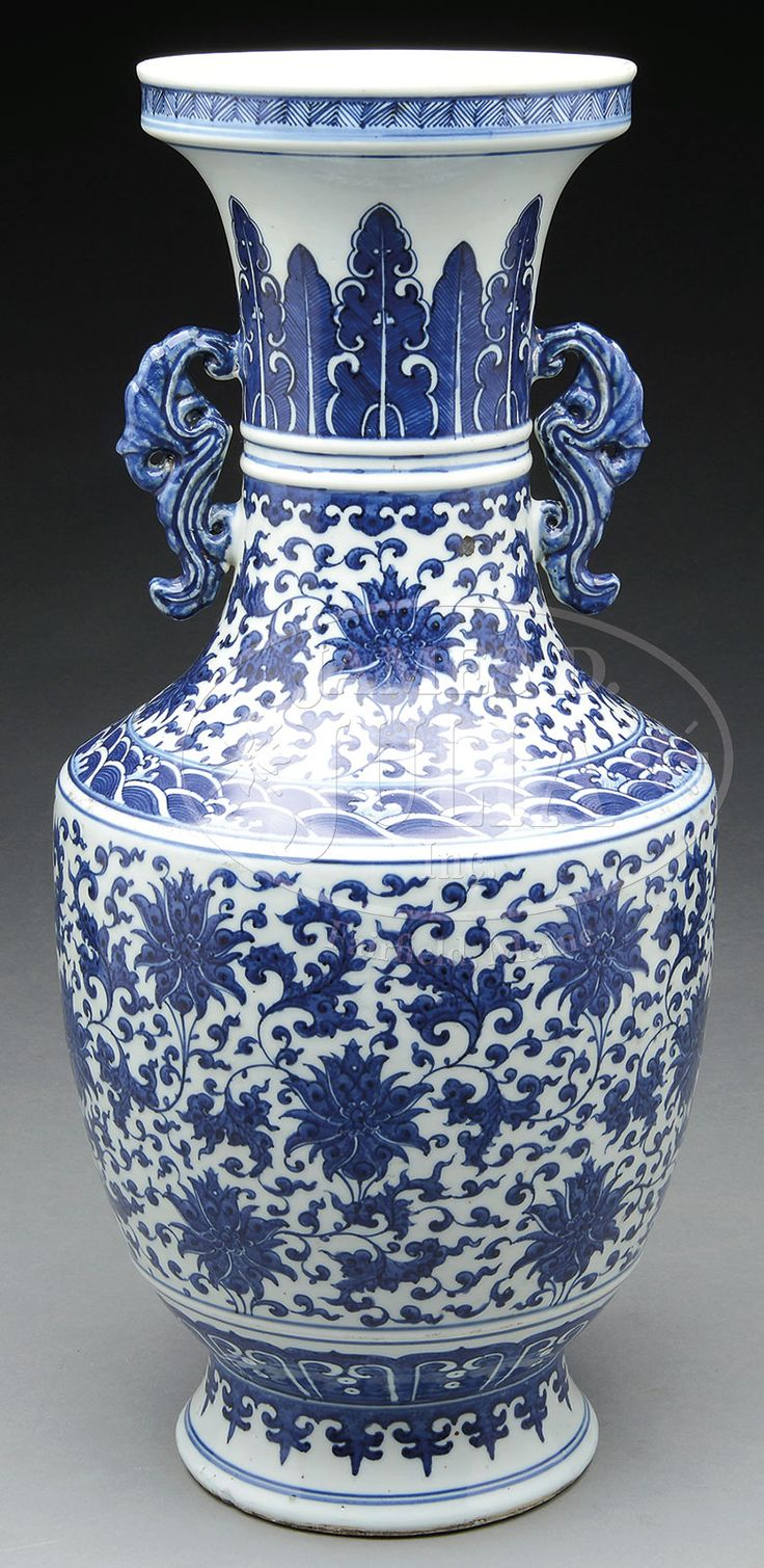 192 best chinese blue and white porcelain images on pinterest large blue and white lotus vase china 19th century the large blue and reviewsmspy