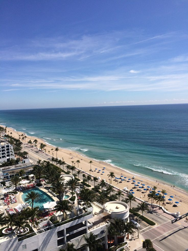 Oasis Suite View At W Hotel Fort Lauderdale Beach Florida Fort Lauderdale Beach Lauderdale Beach Fort Lauderdale Hotels