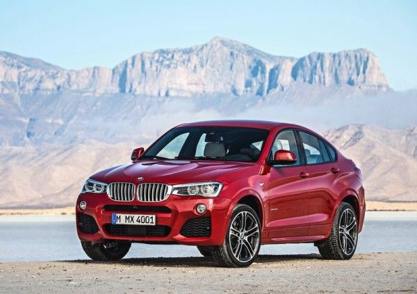 2015 BMW X4 Front Angular 600x423 2015 BMW X4 Full Review, Features with Images