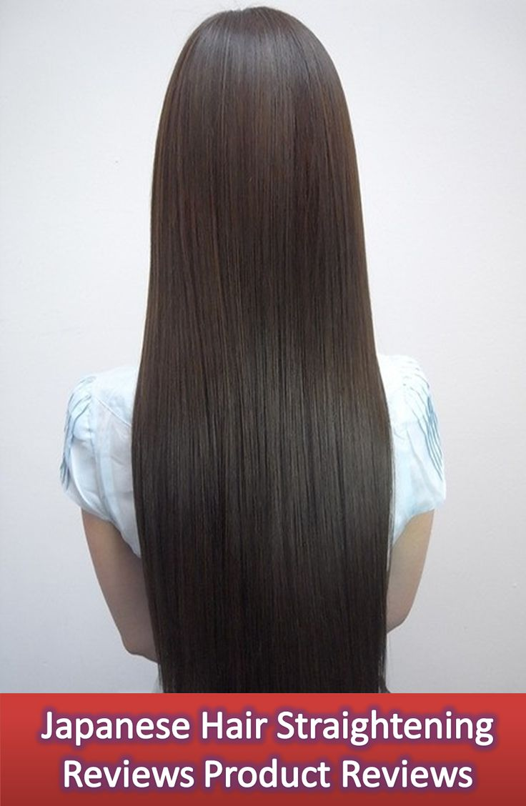 Best japanese straight perm - If You Are Looking For Some Different Hair Straightening Tips And Ideas Japanese Hair Straightening