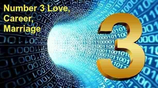 Numerology Number 3 Love Career Marriage Personality Chinesenumerology Numerologynumber3 Numerology Numerology Numbers Numerology Life Path