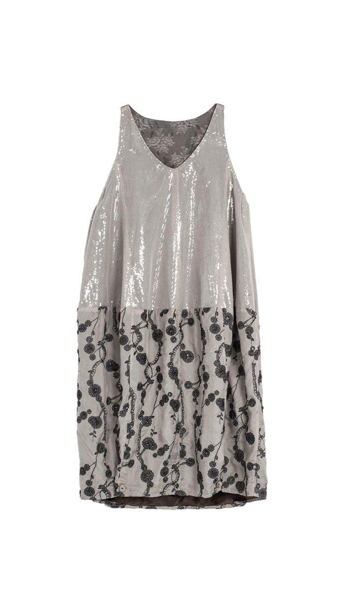 Dresses : Dress Bulb Edelweiss