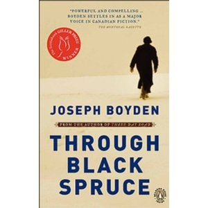Through Black Spruce: Amazon.ca: Joseph Boyden: Books