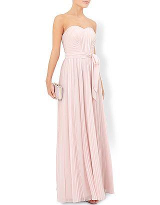 Rowan Pink Maxi Dress