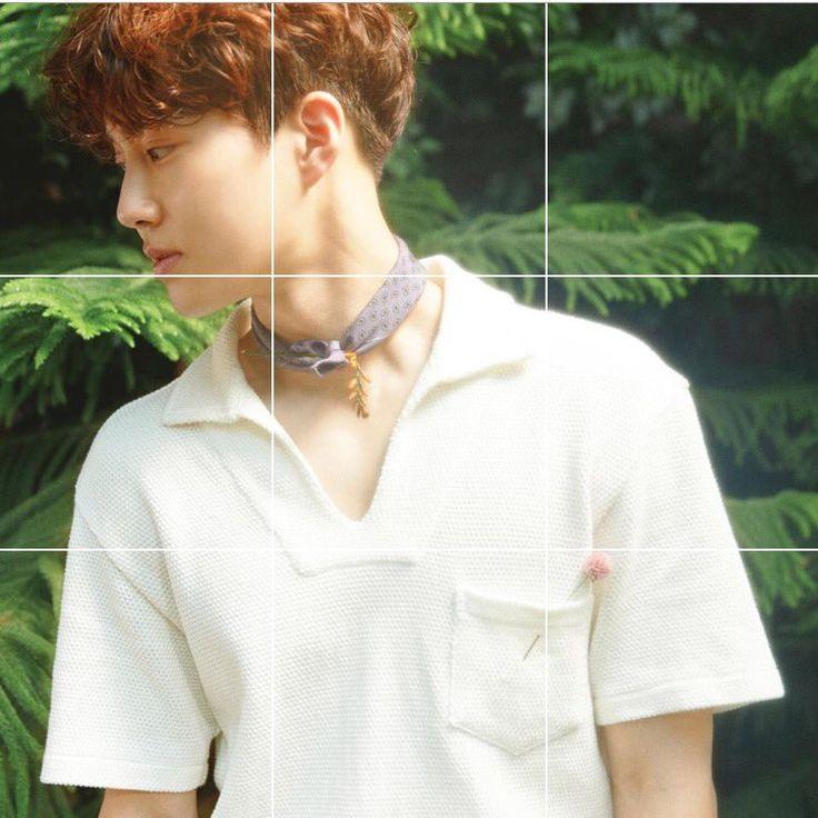 """Fotos de Suho para o comeback do EXO, """"The War""""."""