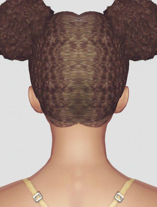 Afro Puffs - Newsea & Modish-Kitten Hair Mashup Credits - Newsea…
