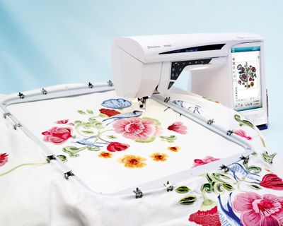 Designer Diamond deLuxe™. Dream Sewing Machine. Sigh. One day.