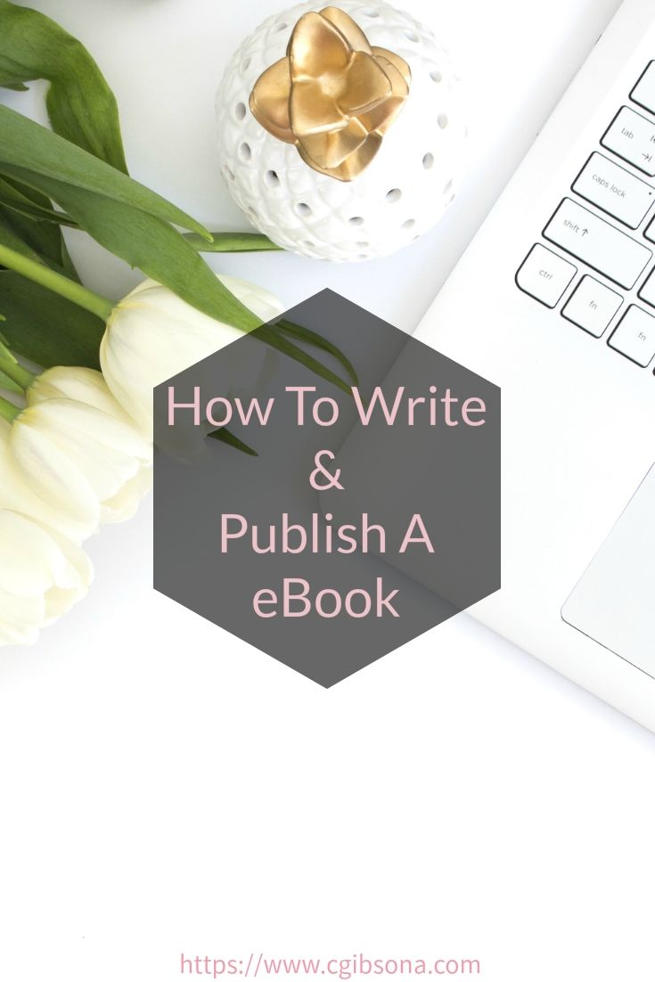 How To Write & Publish A Ebook