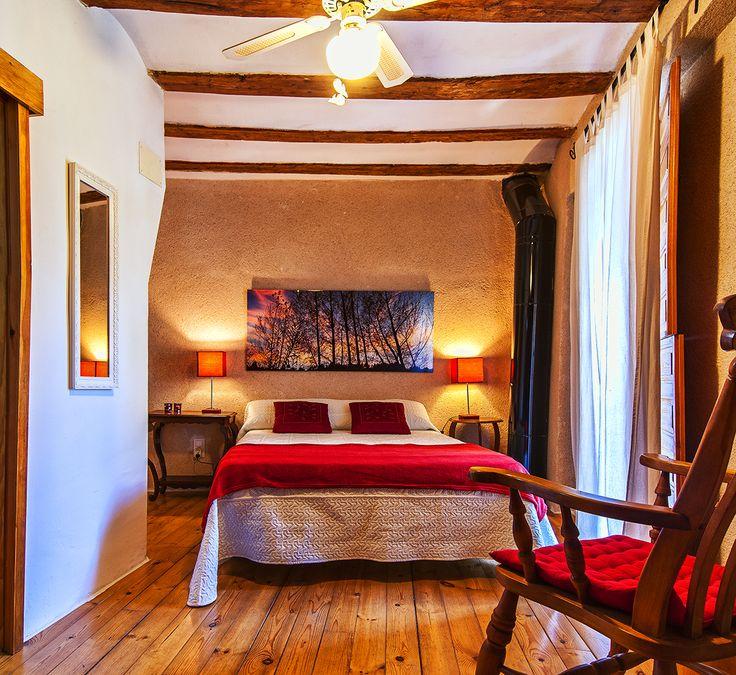 Vista general habitación estándar