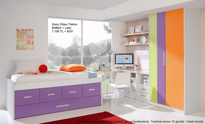 2012 Çocuk Odası Mobilyaları