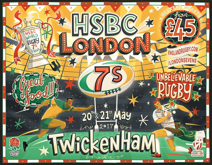 "Check out this @Behance project: ""HSBC London 7s"" https://www.behance.net/gallery/46948869/HSBC-London-7s"