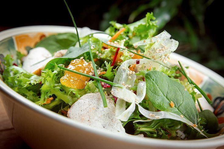 Как приготовить салат из брокколи