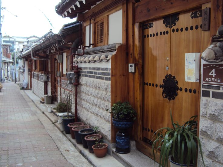 korean houses - Google Search
