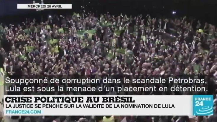Guerre en #Syrie, victoires de #Trump et #Clinton aux #primairesUS, crise politique au #Brésil... Le point sur l'actualité en VIDÉO