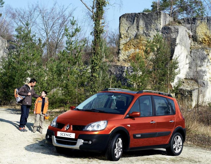 Renault Scenic Conquest approved - http://autotras.com