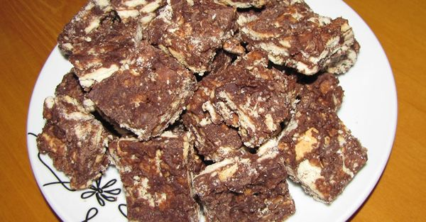 cool Marie Biscuits Fudge Recipe This is a great favourite with all kids and adults too. Maybe you remember your Mom or Granny making this and dividing it between your brothers and sisters? My kids were always fighting about how many each of them got. https://www.sapromo.com/marie-biscuit-fudge-recipe/1125