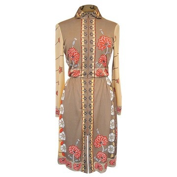 60s Paganne Print Dress, £278, now featured on Fab.