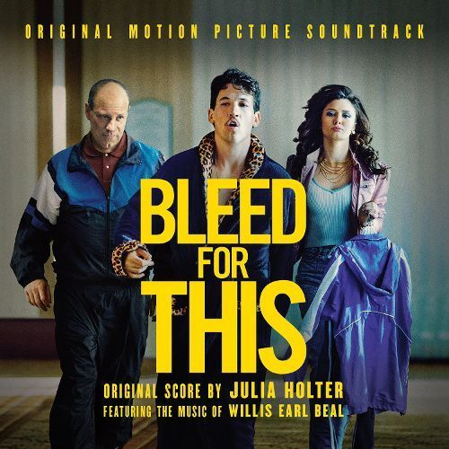 Bleed for This [CD]