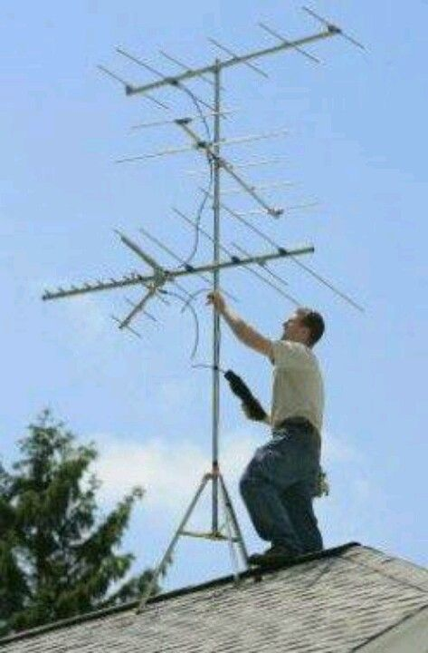 Tv antenna....Maybe it will be brought back and Cut the Cable cord