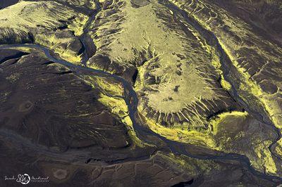 Photo aérienne / Aerial photography - Sarah Martinet