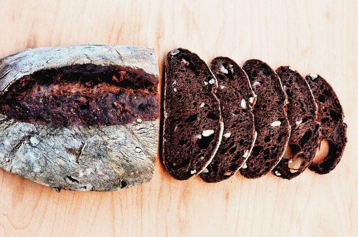 Chocolate And Chestnut Lucky Bread Per Tatta — Bread