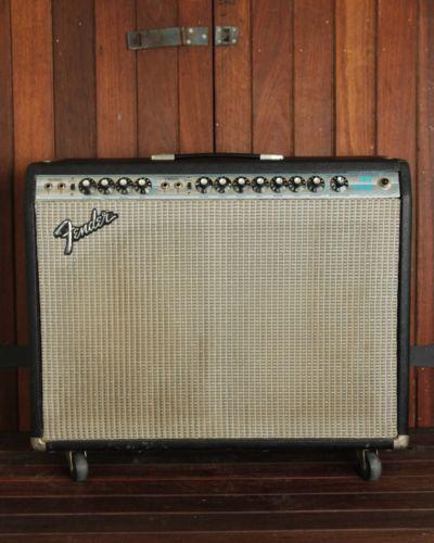 Fender-Twin-Reverb-1974-Model-Vintage-Valve-Amplifier
