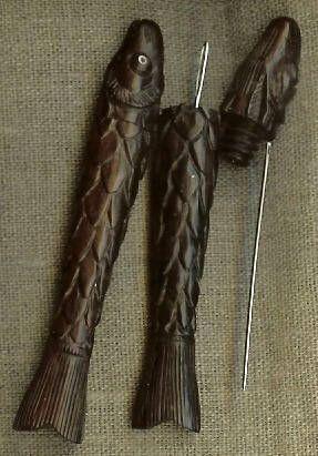 Fish Needle Case~